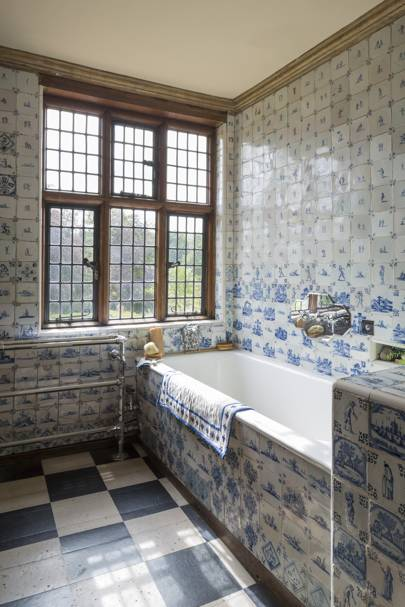 Delft Tiles Their History And How To, Delft Fireplace Tiles