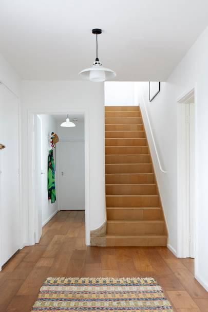 Hallway - Modern Colourful Thirties House
