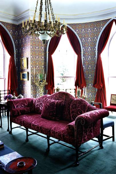 Luggala - Living Room