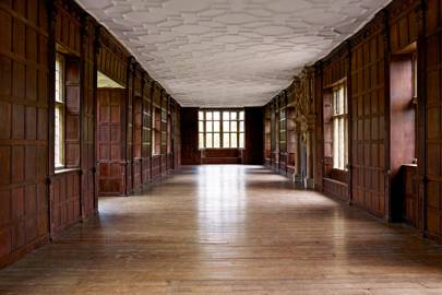 Long Gallery - Apethorpe Palace