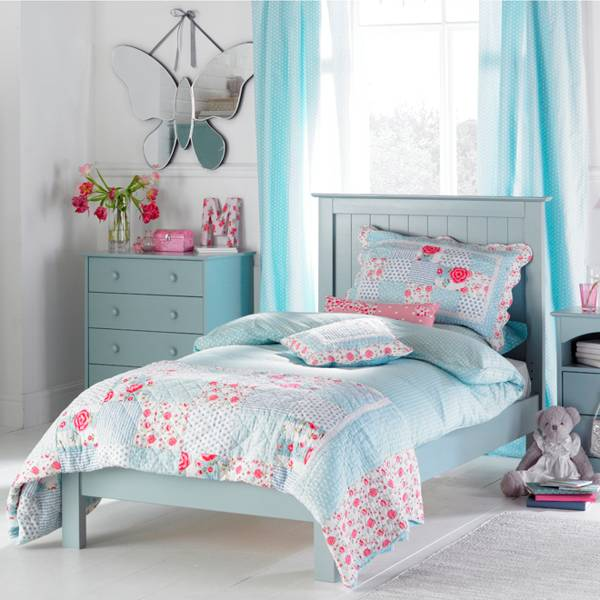 Girls Bedroom Ideas - Furniture, Wallpaper, Accessories | House & Garden