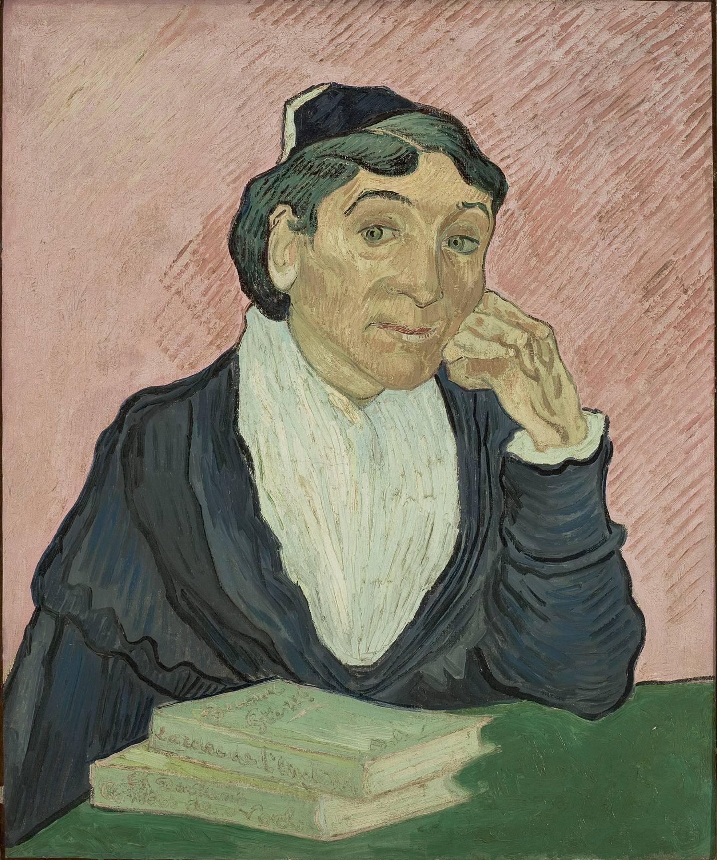 The untold story: 'L'Arlesienne' by Van Gogh