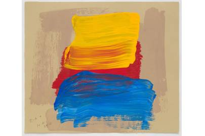 Howard Hodgkin: After All