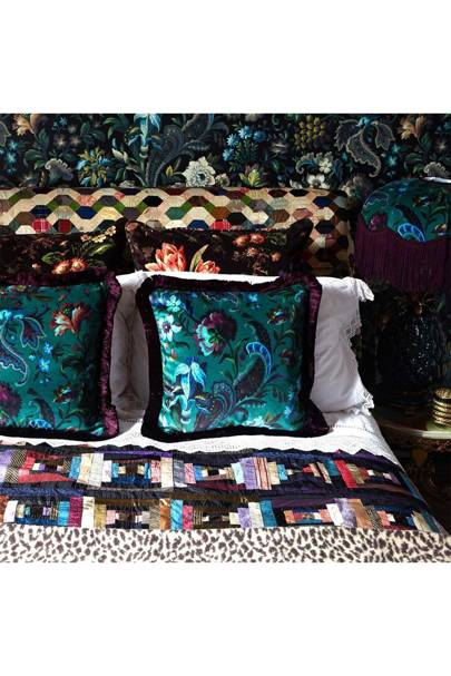 House Of Hackney's Pattern Clash