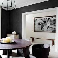 Dining Room - Architect's Pale Family Home