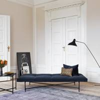 Daybed with Leaning Lamp