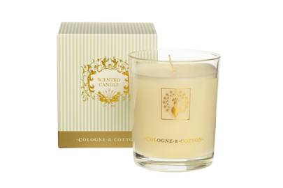 December 20: Cologne & Cotton Moroccan Orange Candle, £20