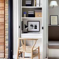 Concealed Workspace - Bright Modern Family Home