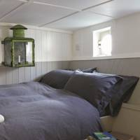 Cabin Bedroom on House Boat