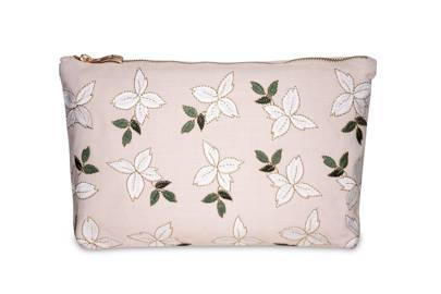 July 3: Elizabeth Scarlett Jasmine Rose Pouch, £20