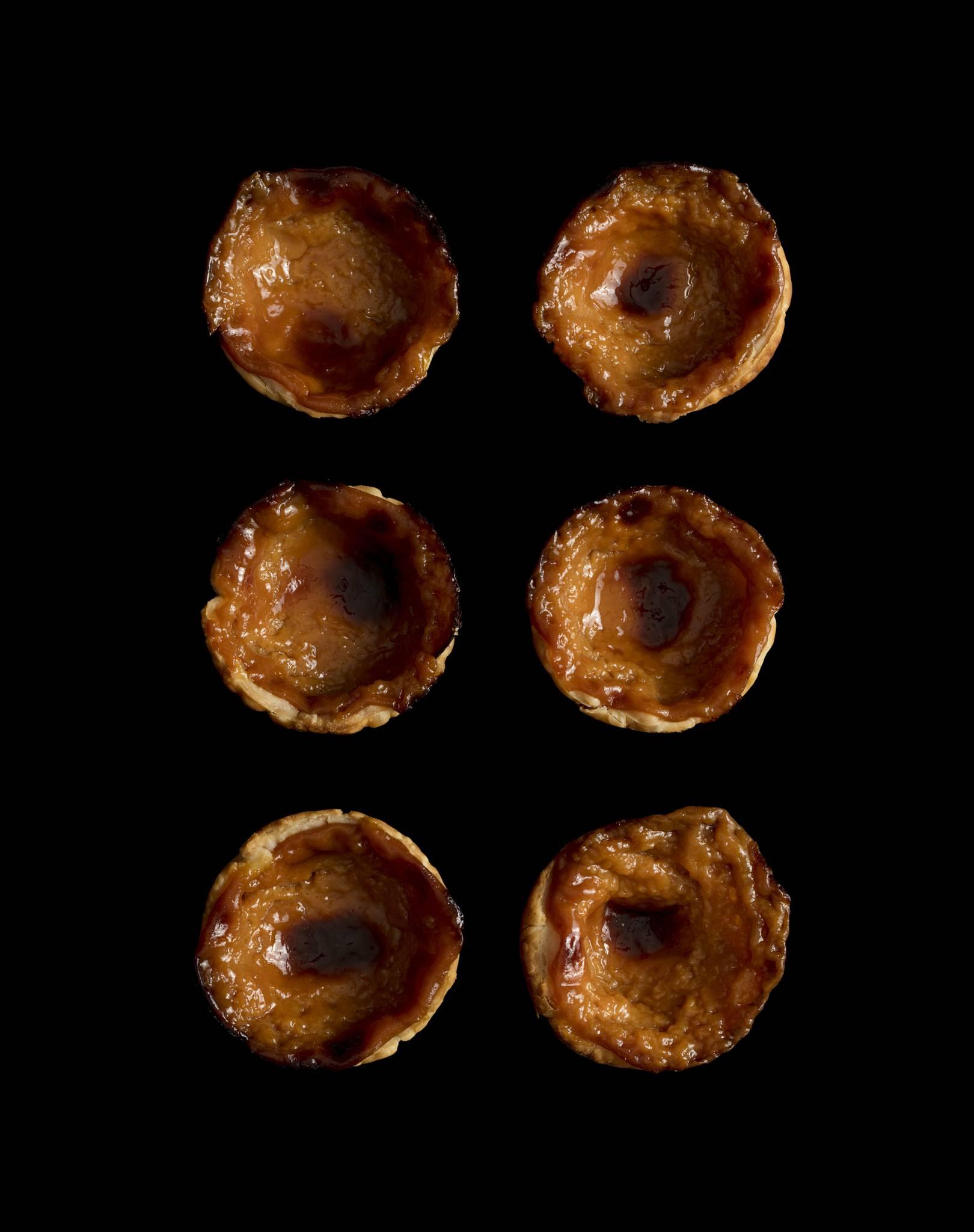 Nuno Mendes' Portuguese custard tarts (pastéis de nata)