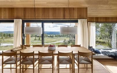 A modern timber cabin, p92