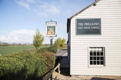 The Pheasant Inn, Berkshire