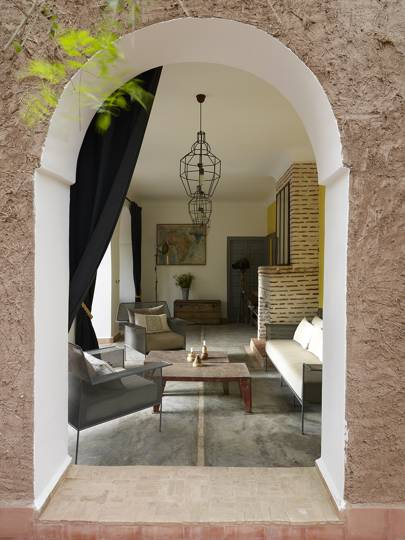 A family house in Marrakech