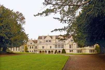 South Garden Front - Apethorpe Palace