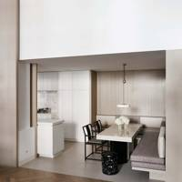 Kelly Hoppen Dining Area