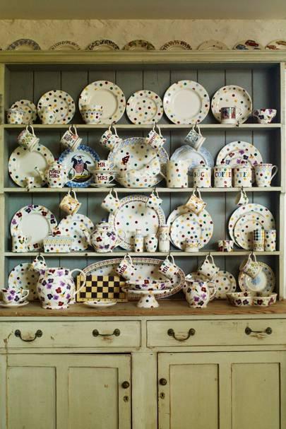 Dresser - Emma Bridgewater Oxfordshire House