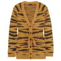 Tiger Printed Cardigan