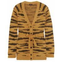 Tiger Printed Cardigan
