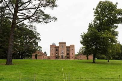 Exterior - Newbuild Jacobean-style Manor