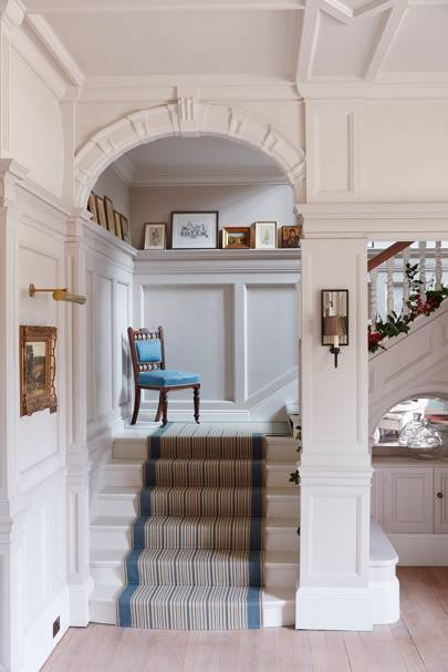 Stairs - An Elegant House in Surrey