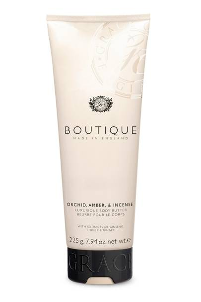 August 28: Boutique Orchid, Amber & Incense Body Butter, £6