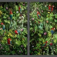 Living Room: Nick Pedersen, Canopy, 2018