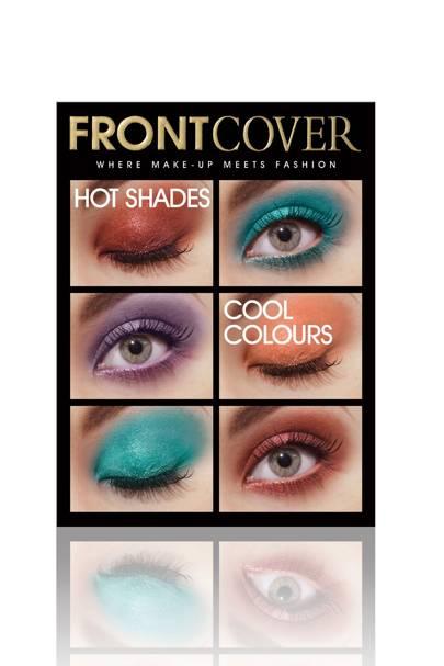 6 November: Hot Shades, Cool Colours, £20
