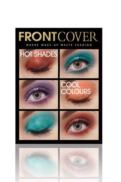 6 November: Hot Shades, Cool Colours, £20