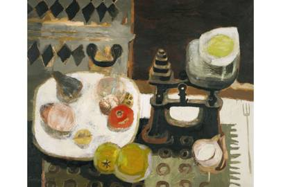 Mary Fedden 'Scales' (1963) £15,000 – 20,000