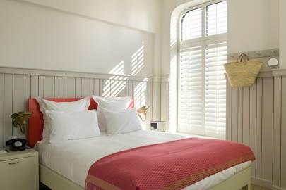 Shoreditch House: Bedroom
