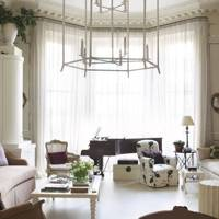 Statement Light Living Room