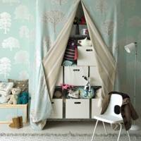 Create a Stylish Storage System for Toys