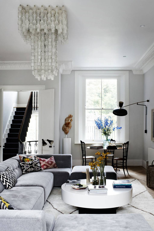 Modern Retro - Living Room Ideas, Furniture & Designs - Decorating ...