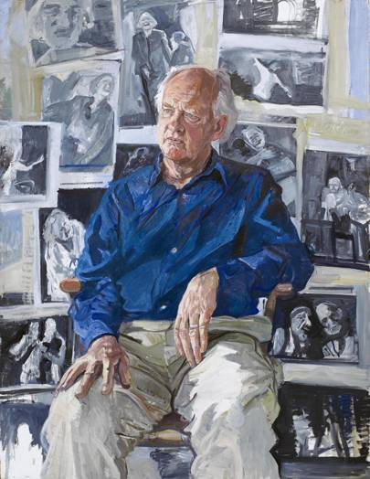 The Show Goes on: A Theatre of Portraits, until February 23