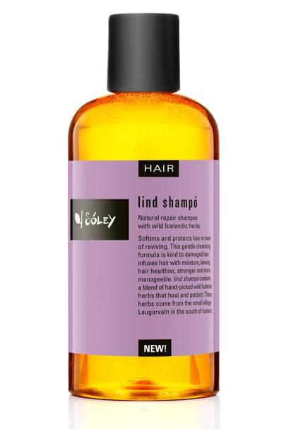 June 9: Sóley Organics lind shampoo, £17