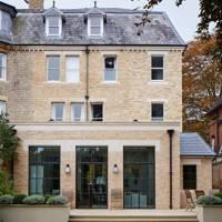 House Exterior - Modern Victorian Oxford House