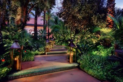 The Mamounia Garden