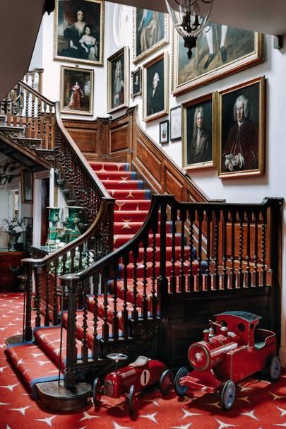 Entrance Hall Rug