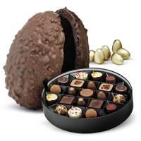 Hotel Chocolat Classic Ostrich Egg, 1.06 Kg, £80