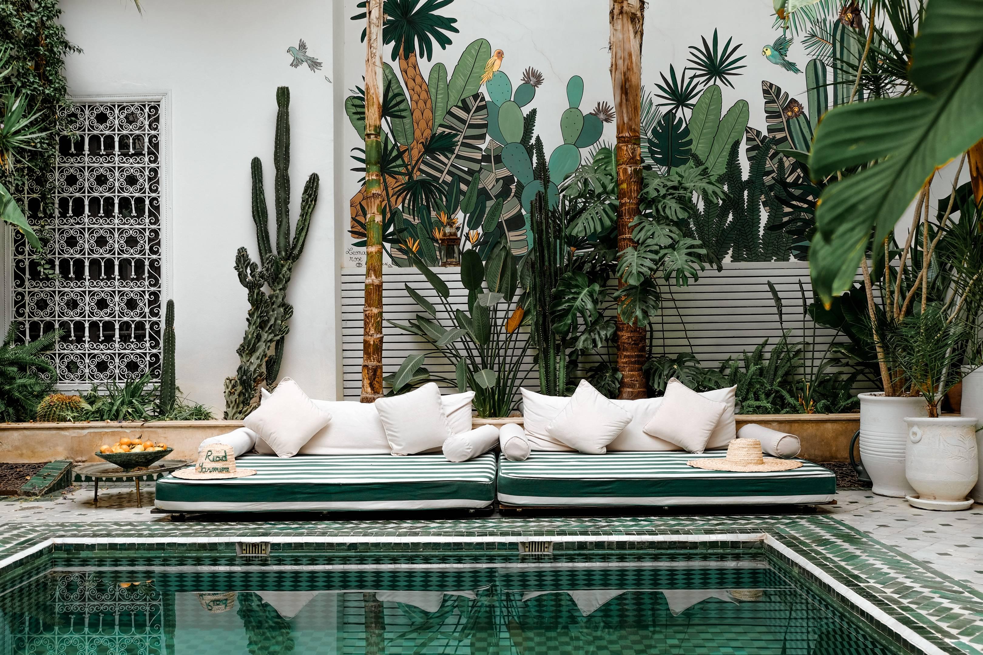 Little Gems: Riad Yasmine, Marrakech