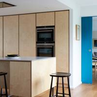 Wooden Built-in Kitchen