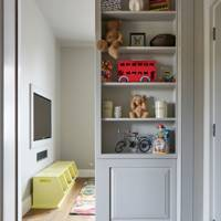 Playroom - Modern Victorian Oxford House