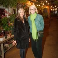 Paula Foulser and Caroline Burvill