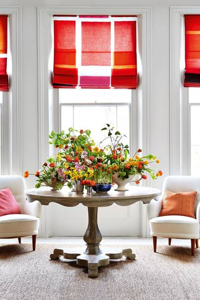 The Morning Room A fresh and cheerful scheme for Spring Design
