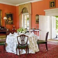 Georgian House Dining Room - Bowood House