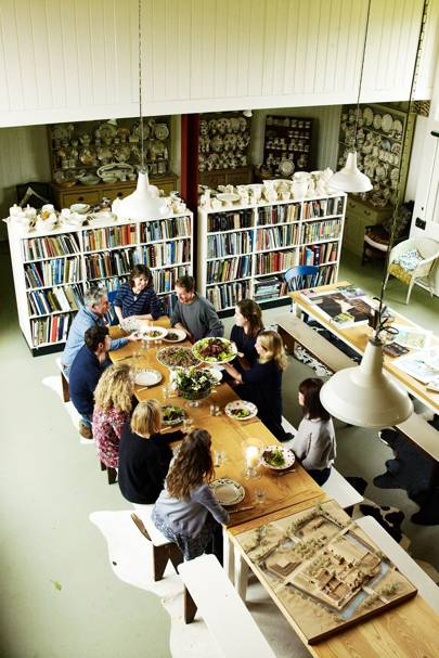 Design Studio - Emma Bridgewater Oxfordshire House