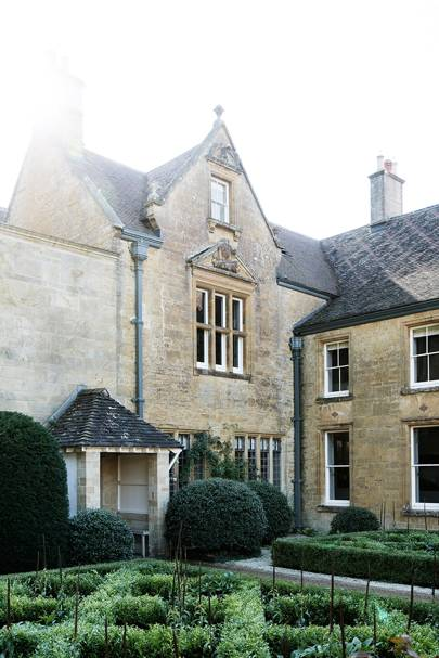 Rear Garden - Somerset Country House