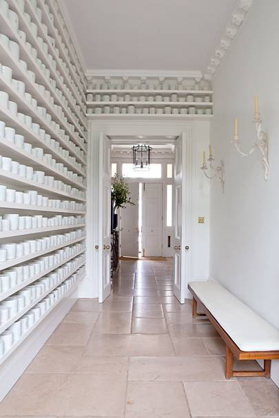Foyer Paint Zoom : White room ideas house garden