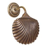 Scallop Wall Light, £80